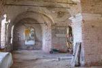 Часть стены XVII века рухнула в ростовском заповеднике