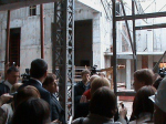 Манилова проинспектировала «молодежную» стройку на Фонтанке