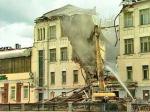 Старый дом не выдержал реконструкции
