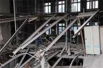 Дом упал под снос