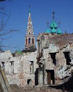 Реставрация разрушена как отрасль