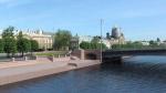 Мост подвинули к центру. Через три года в непосредственной близости от исторического ядра Петербурга должна появиться новая переправа через Неву