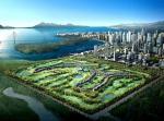 Южная Корея построила остров для бизнеса