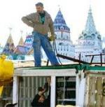 Сносное место. Начат демонтаж Черкизовского рынка