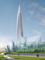 """SMS в фундамент """"Охта-центра"""". Петербуржцам предложили телефонный референдум по поводу строительства небоскреба в центре города на Неве"""