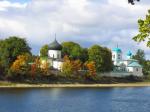 Одобрен проект реставрации Спасо-Преображенского собора Мирожского монастыря в Пскове