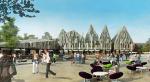 Конкурсный проект реконструкции острова Новая Голландия в Петербурге