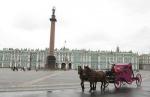 Гламурные перспективы Эрмитажа. В Петербурге опять подняли вопрос о перекрашивании Зимнего дворца в розовый цвет
