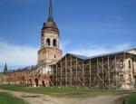 Николо-Радовицкий монастырь восстанавливают по кирпичику