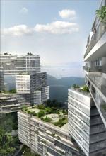 Инопланетные перспективы мировой архитектуры