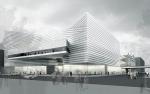 Новый конференц-центр в Цюрихе