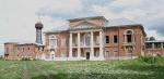 Дворец Нечаевых в Полибине Липецкой области