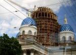 КГИОП снова попытается вернуть деньги за реставрацию Троицкого собора