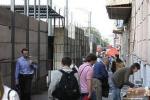 В центре Москвы начались крупные разборки
