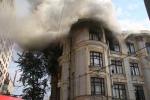 Пожар в центре Москвы расчистил путь инвесторам