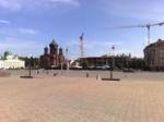 В Туле рядом с кремлем строится торговый комплекс