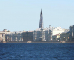 Небоскребы на набережной Невы. Строительство башен в Санкт-Петербурге начнется несмотря ни на что