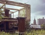 Памятник архитектуры - дом Наркомфина - на грани разрушения