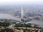 """Башня """"Газпрома"""" в петербургском интерьере"""
