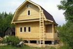 Новая деревня. У архитекторов и у народа разные представления о деревянном