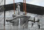 На реконструкцию «Рабочего и колхозницы» под флагом «Интеко» город потратил 2,9 млрд рублей