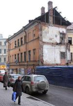 Дом купца Рогова: непарадный наезд