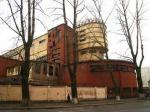 Красное знамя искусства. Здание силовой подстанции на Петроградке приспособили под выставку современного искусства