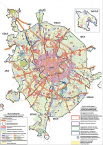 Основные направления развития социальной, административной, общественно-деловой инфраструктур Москвы на период до 2025 года