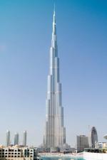 Burj Dubai - самое высокое здание в мире