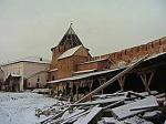 В Великом Новгороде реставрируют башни кремля