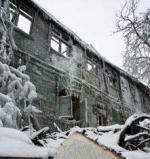 Ледовое пожарище. Народный музей в Царицыне уничтожили огонь и стужа