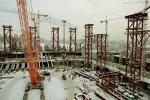 Дело Курокавы живет. Строительство нового стадиона на Крестовском острове продолжается, несмотря на снегопады и морозы
