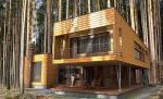 Серебро за дерево. Актуализированная русская архитектурная традиция нашла отклик у Большого жюри фестиваля «Зодчество 2009»
