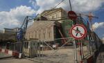 Пол-трансформер не спас главного строителя Большого театра от увольнения
