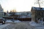 Хитровская площадь. Будущее зависит от нас. 10 января 2010 года