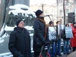 В защиту старой Москвы выступили 300 человек
