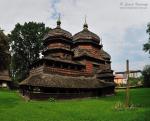 Дрогобыч - часть 2 (деревянно-зодческая) Святой Юр