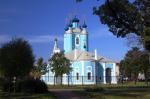 Санкт-Петербург. Сампсониевский собор