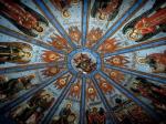 «Где родился, там и Иерусалим». Расписные потолки из храмов Кенозера — в Центре Грабаря