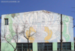 Сграффито на калужских фасадах