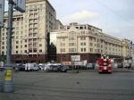 """Первые этажи гостиницы """"Москва"""" сдадут в эксплуатацию летом"""