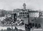 Агитационно-массовое искусство. Оформление праздников. 1 мая 1918
