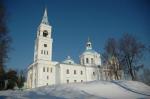 Дмитровская дорога. Спасо-Влахернский монастырь