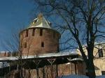 На башнях кремля Великого Новгорода появились новые шатры