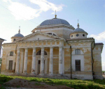Тобольский кремль. Храмы и колокольня