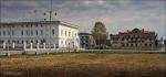 Дом генерал-губернатора и дом Корнилова в Тобольске