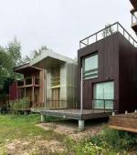 Лучшее деревянное. Идет прием заявок на премию АРХИ WOOD-2010 – за лучшее архитектурное сооружение с использованием дерева