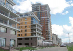 Формирующий элемент. Напротив Казанского Кремля строится жилой комплекс европейского уровня