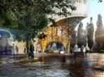 Проект нового отеля в Мюнхене