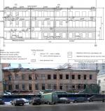 Анализ отчета о техническом состоянии основных несущих конструкций здания «ДОМ РОГОВА»
